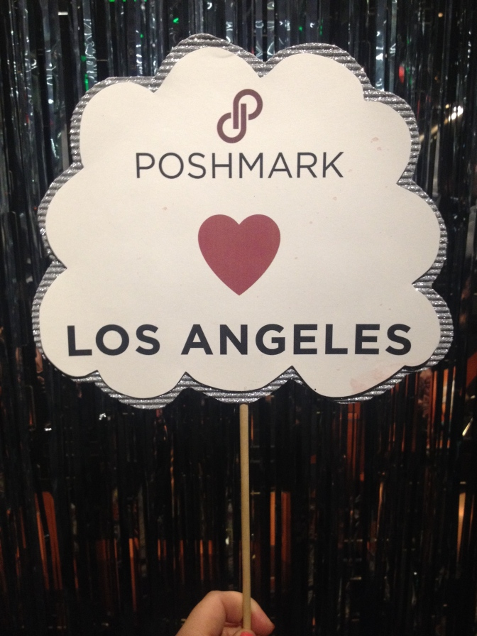 "Poshmark's ""Spring Fling"" in Los Angeles Live Party"