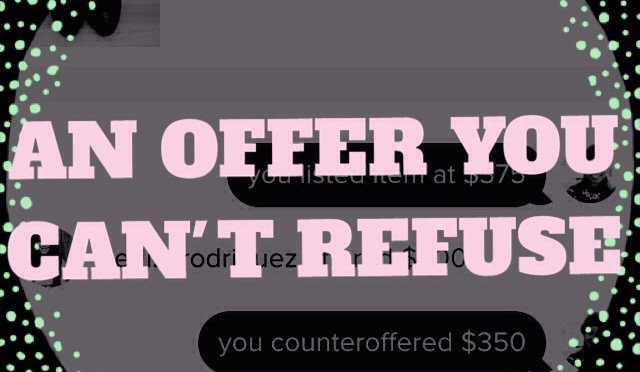An Offer You Can't Refuse!