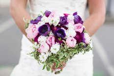 My wedding bouquet Paris France Catherine O'Hare Photography