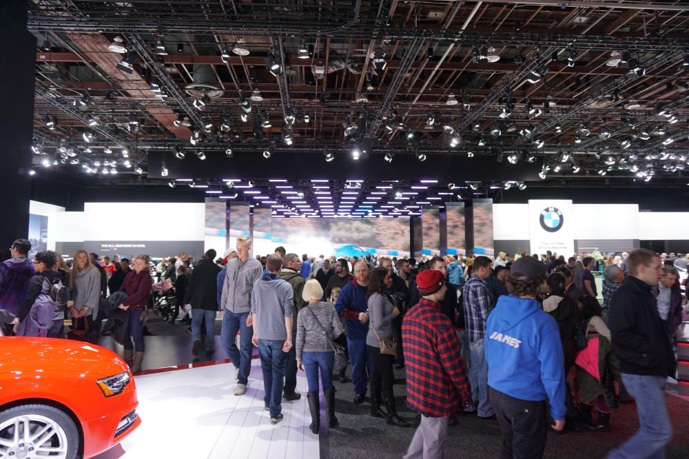 BMW Showcase NAIAS 2016