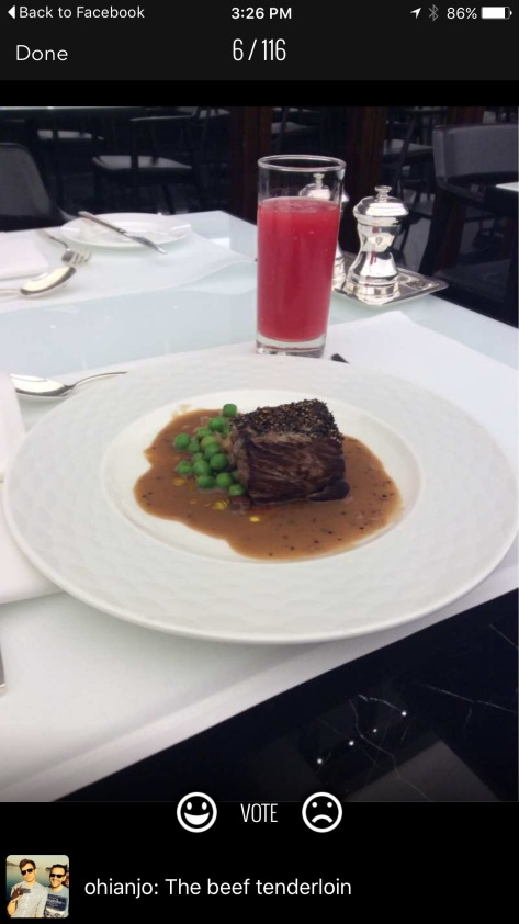 Loungebuddy luxe lounge meals Cathay Pacific