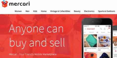 Mercari to sell items instead of Poshmark