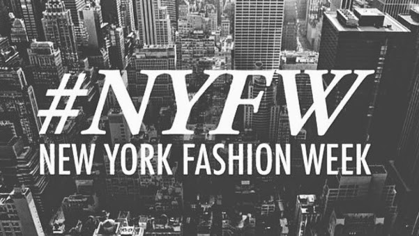 I'M GOING TO NEW YORK FASHION WEEK!!