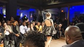 Short Backless Black Dress Willfredo Gerardo 2