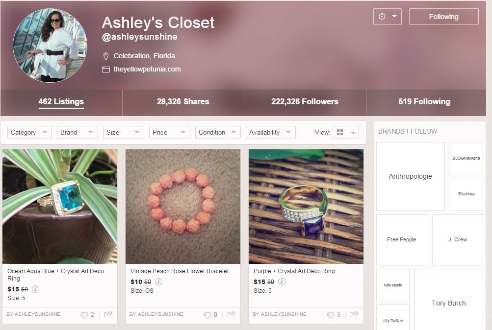 2015-12-31 18_26_13-Ashley's Closet on Poshmark - @ashleysunshine