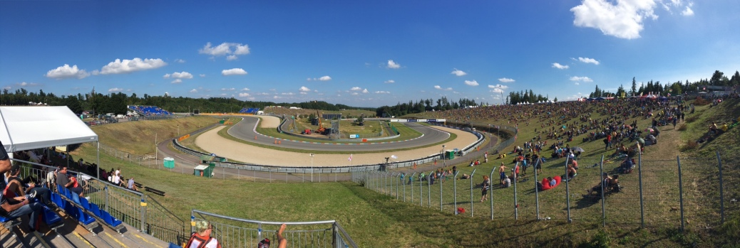 BRNO Race Track Czech Republic