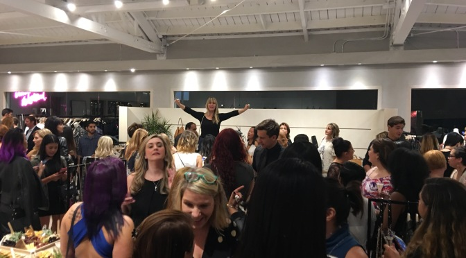 PoshFest 2016 Pre-Party at Rebecca Minkoff
