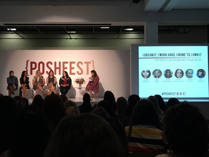 Panel on Doubling Your Sales – PoshFest 2016