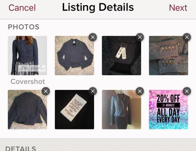Poshmark Tip Of the Day – Show Them Your Deals