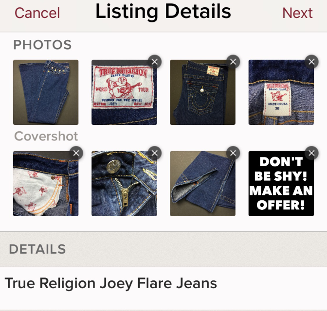 Poshmark Tip of the Week: The Crazy 8